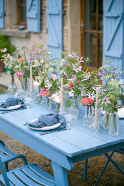 French country wedding