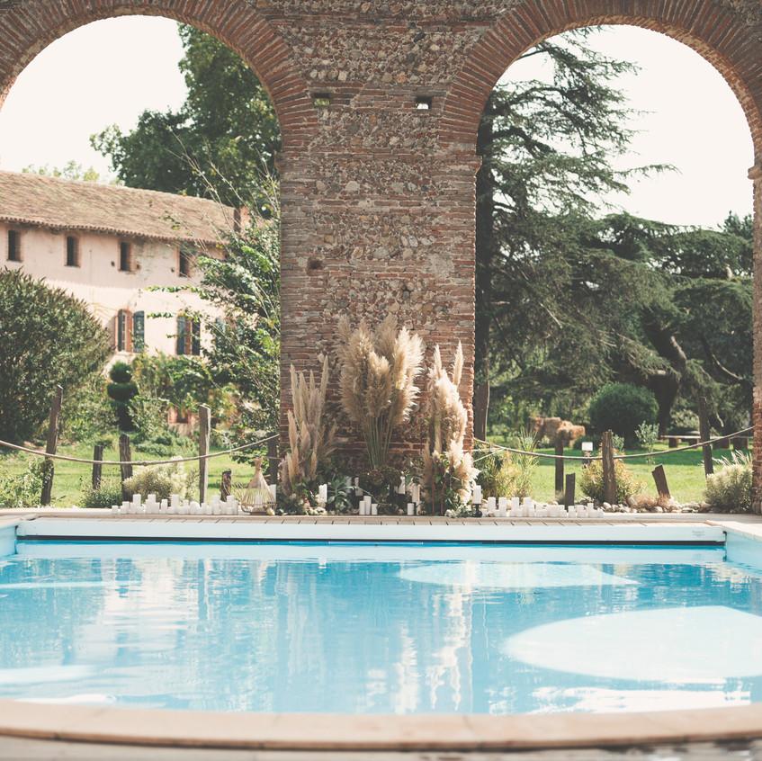 Unique wedding venue in France