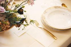 Fine art French wedding planner