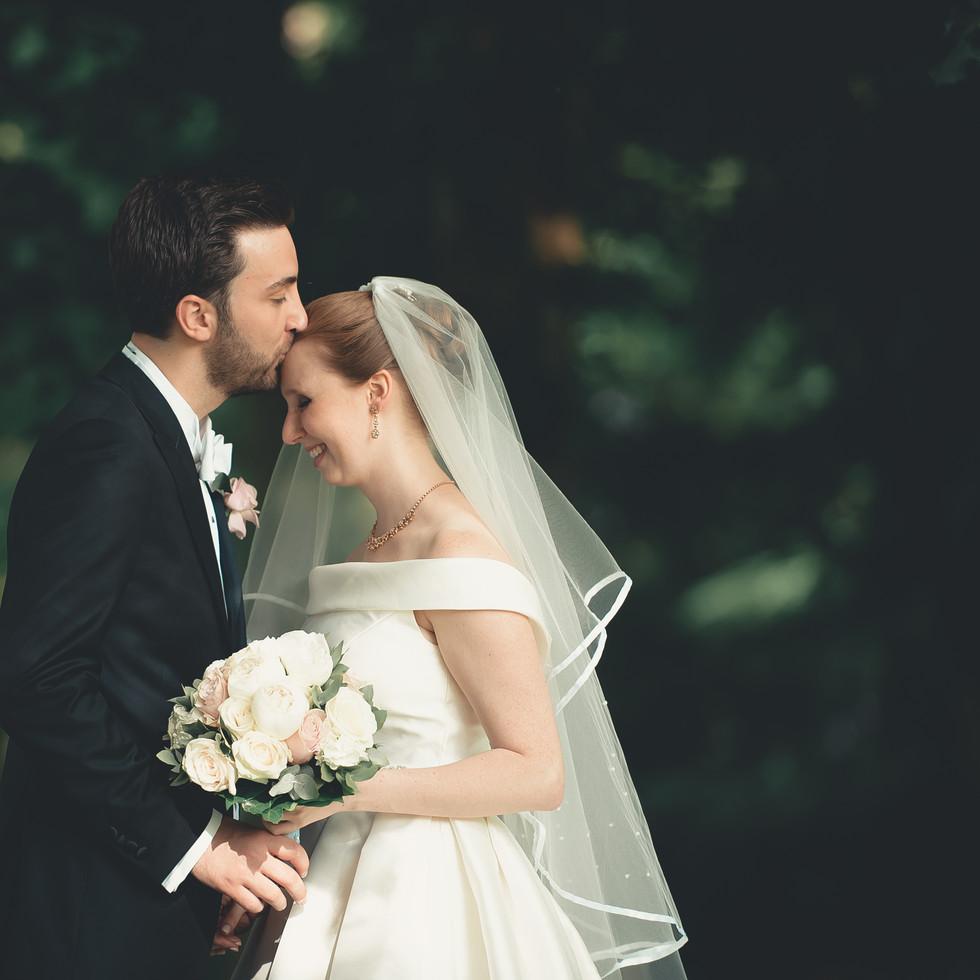 Hilary & Max - Beautiful Wedding in Auve