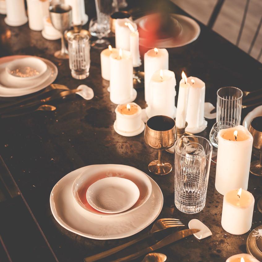 Industrial wedding style