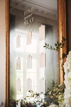 Fine art wedding stylist in France