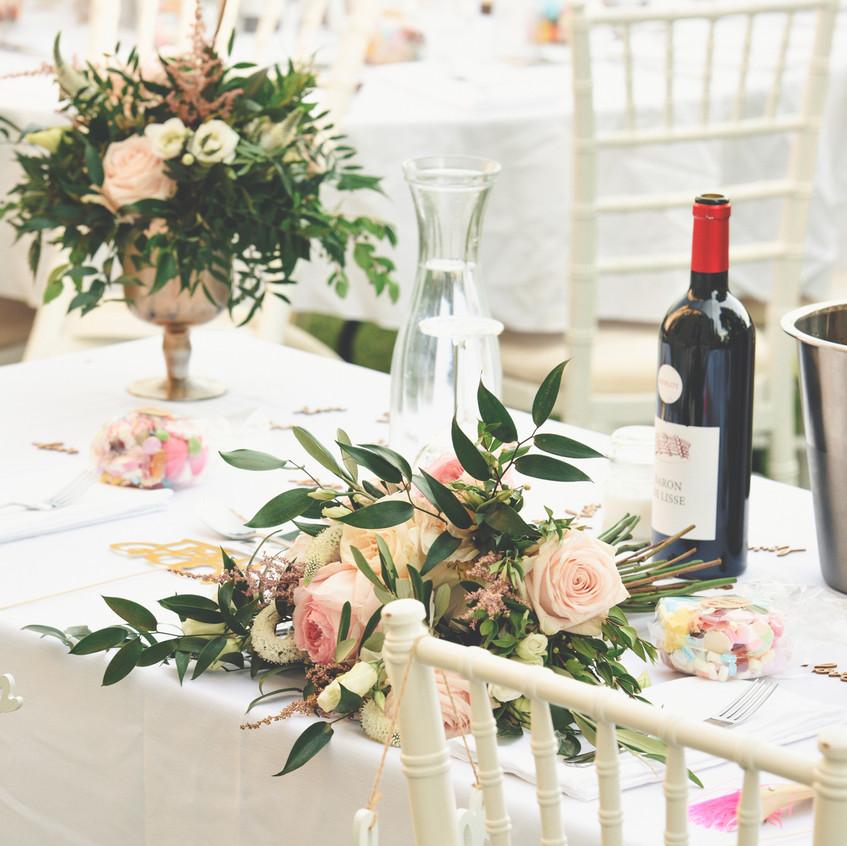 Elegant wedding in France