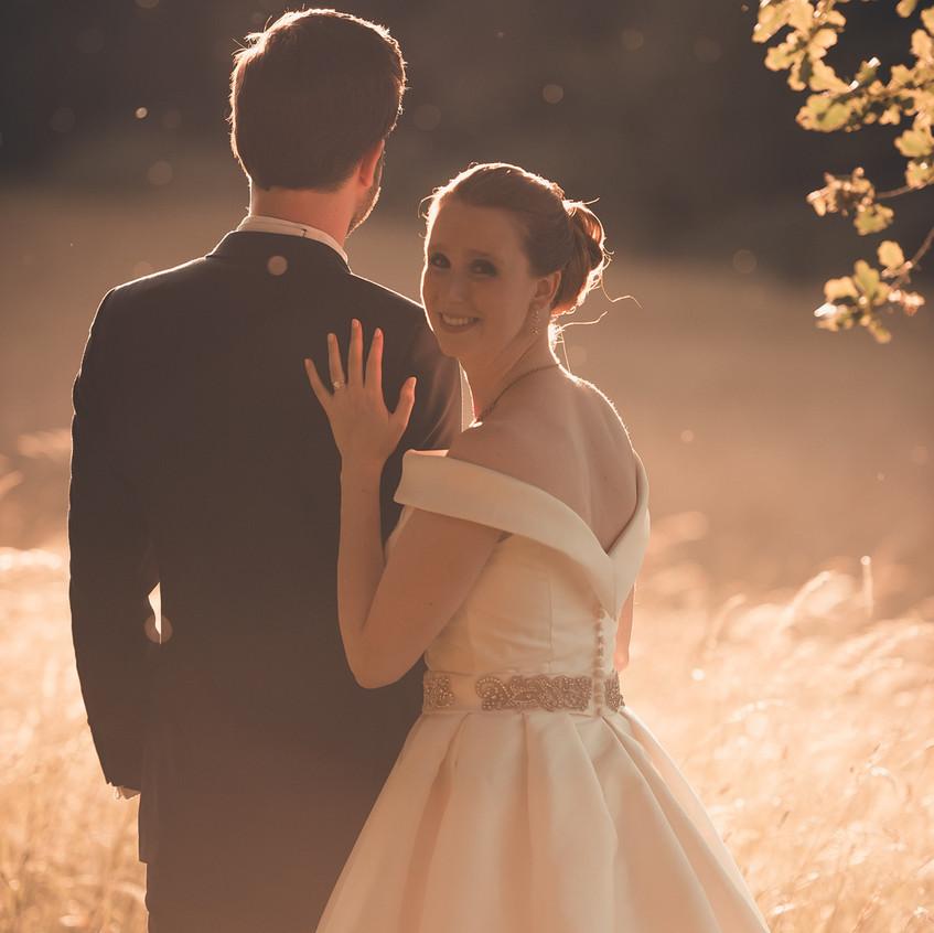 Fairytale chateau wedding