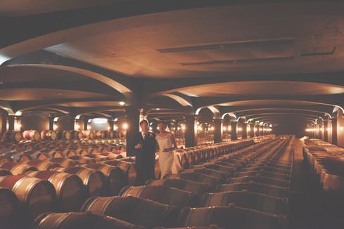 Kathryn & Ed - Beautiful Bordeaux Weddin