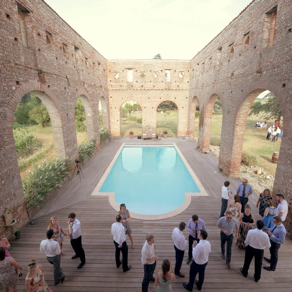 French wedding venue