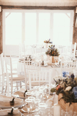 French wedding styling