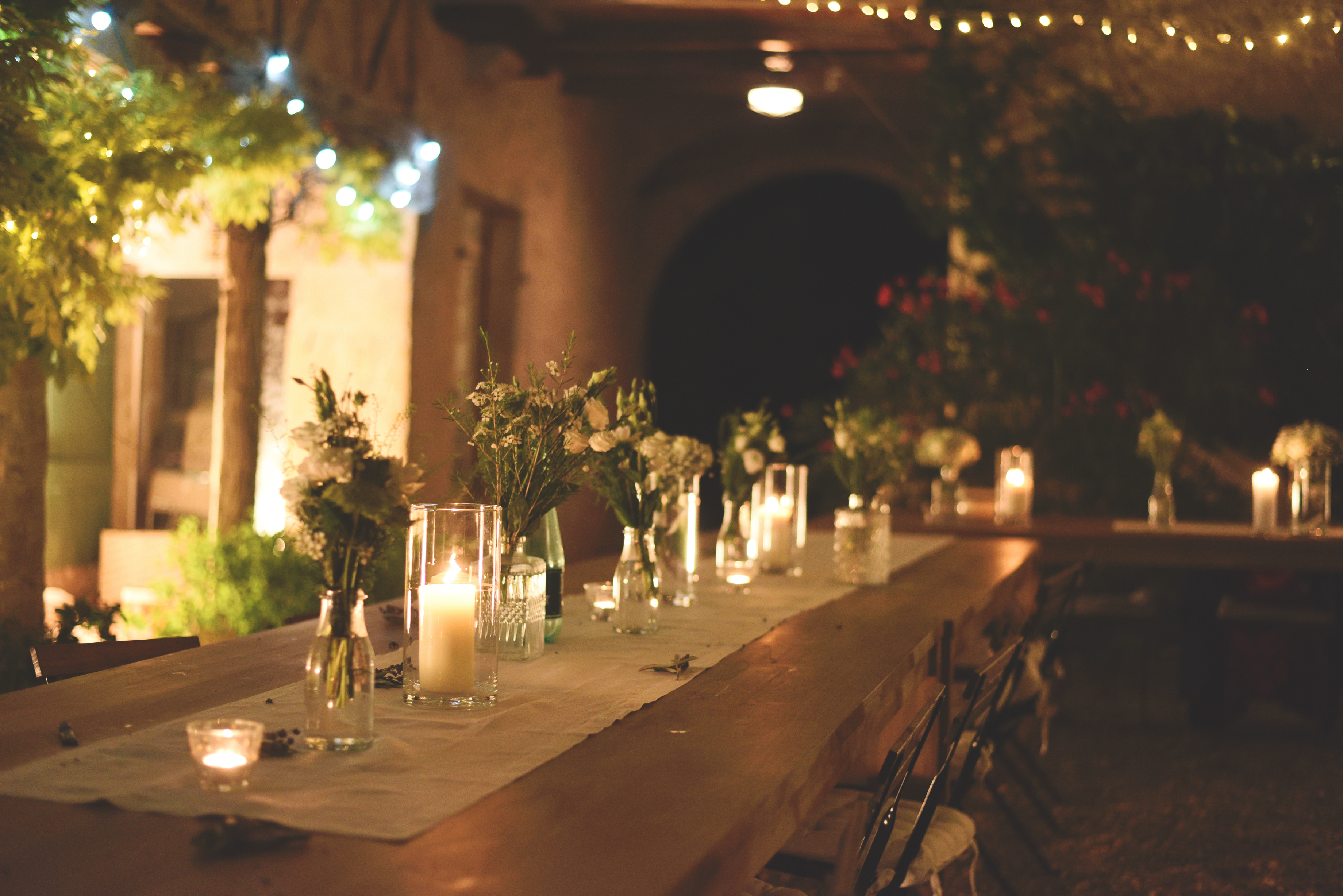 Beautiful French Country Wedding 1259