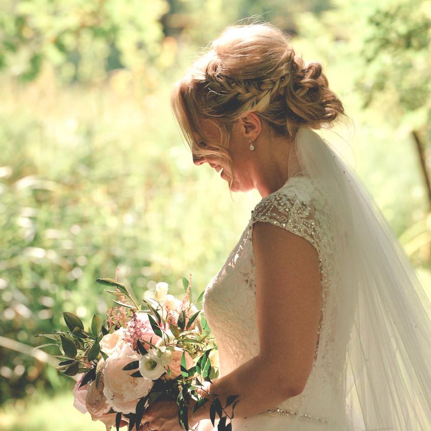 Elegant wedding in South of France