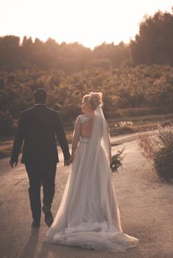 Destination wedding in Provence