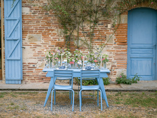Destination micro wedding in South of France villa, by top Wedding Planner in France