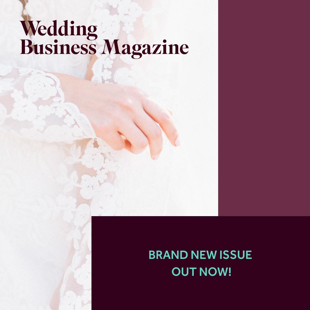 Wedding Business Magazine August Issue S