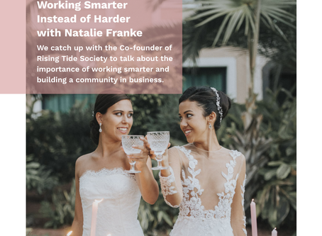 Awardweddings contributes to Wedding Business Magazine