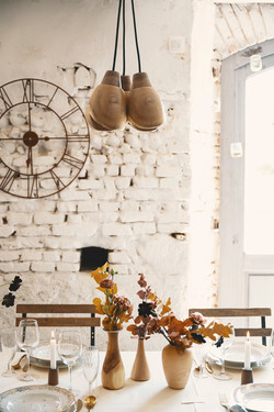 Autumnal wedding in France