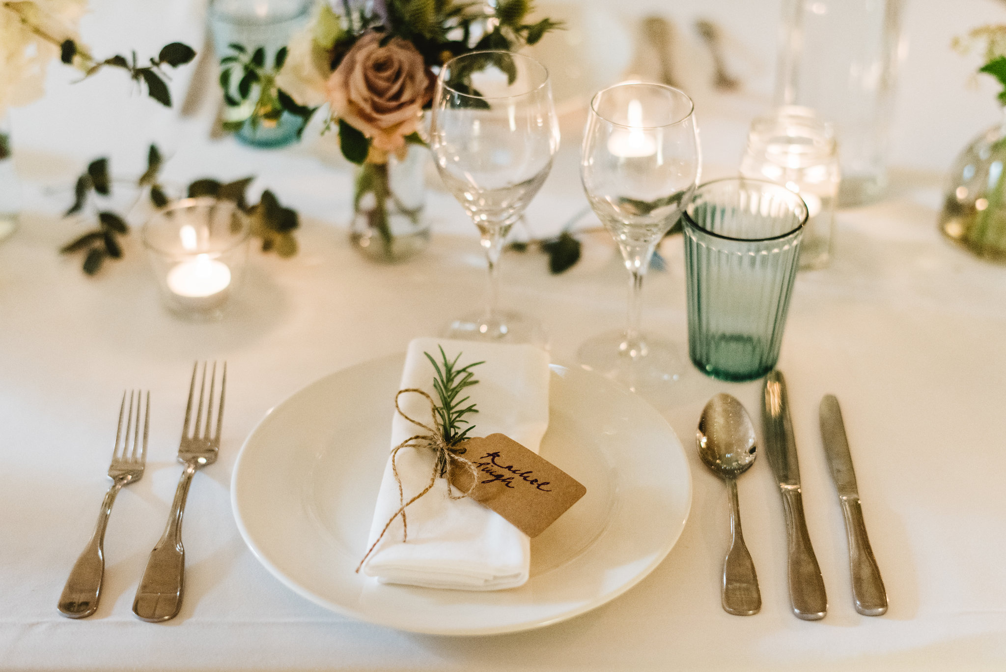 French wedding styling