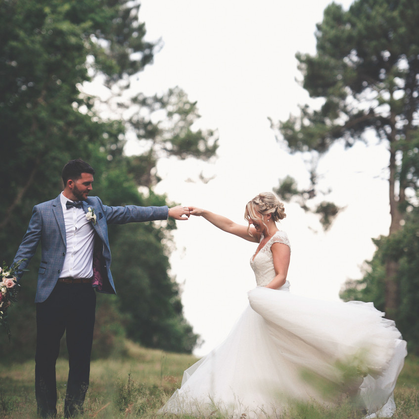 French destination wedding