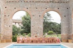 Destination wedding designer in France