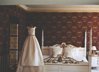 Fairytale chateau wedding in France, by top wedding photographer