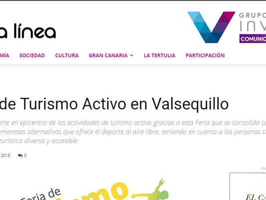 III Feria de Turismo Activo en Valsequillo