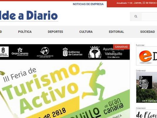 Valsequillo pone en marcha la III Feria de Turismo Activo