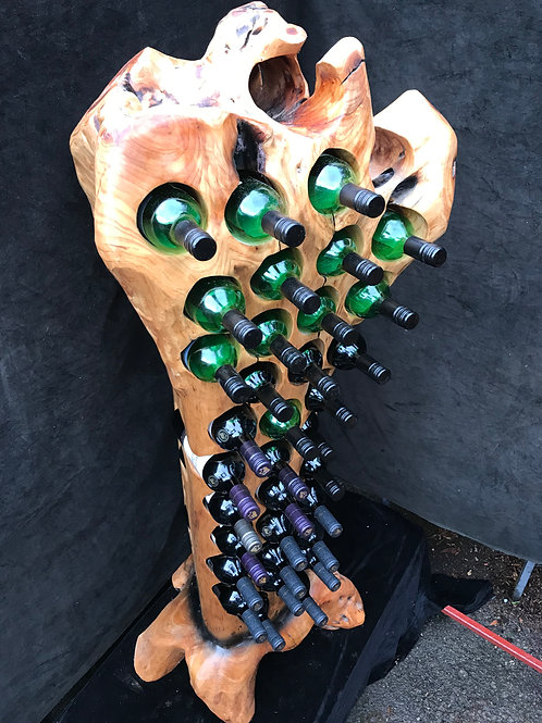 36 Bottle wine holder