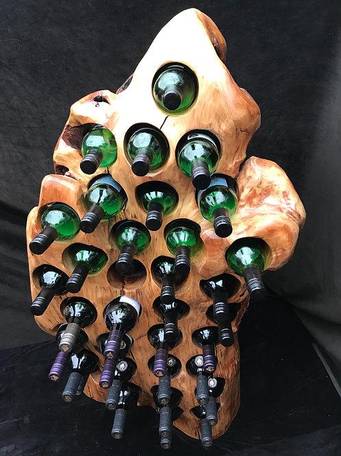 36 Bottle wine holder