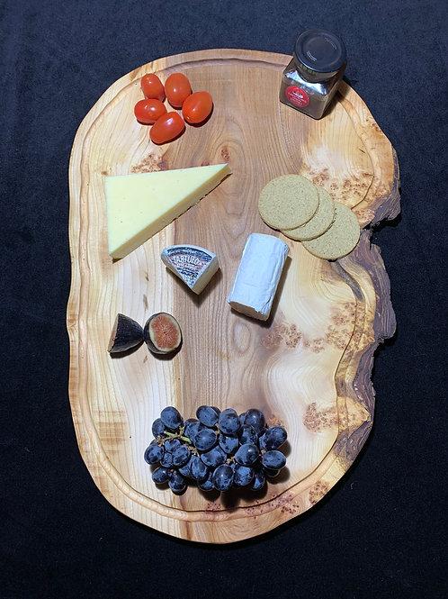 British Burr Elm carving boards