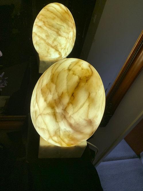 Marble Egg Lights