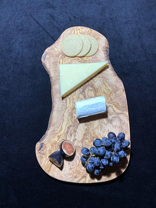 Olive wood chopping board 30 - 100cm