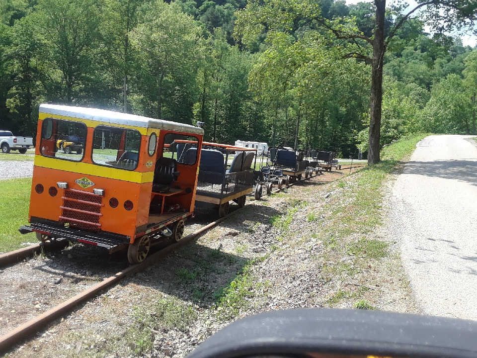 Buffalo Creek Trains
