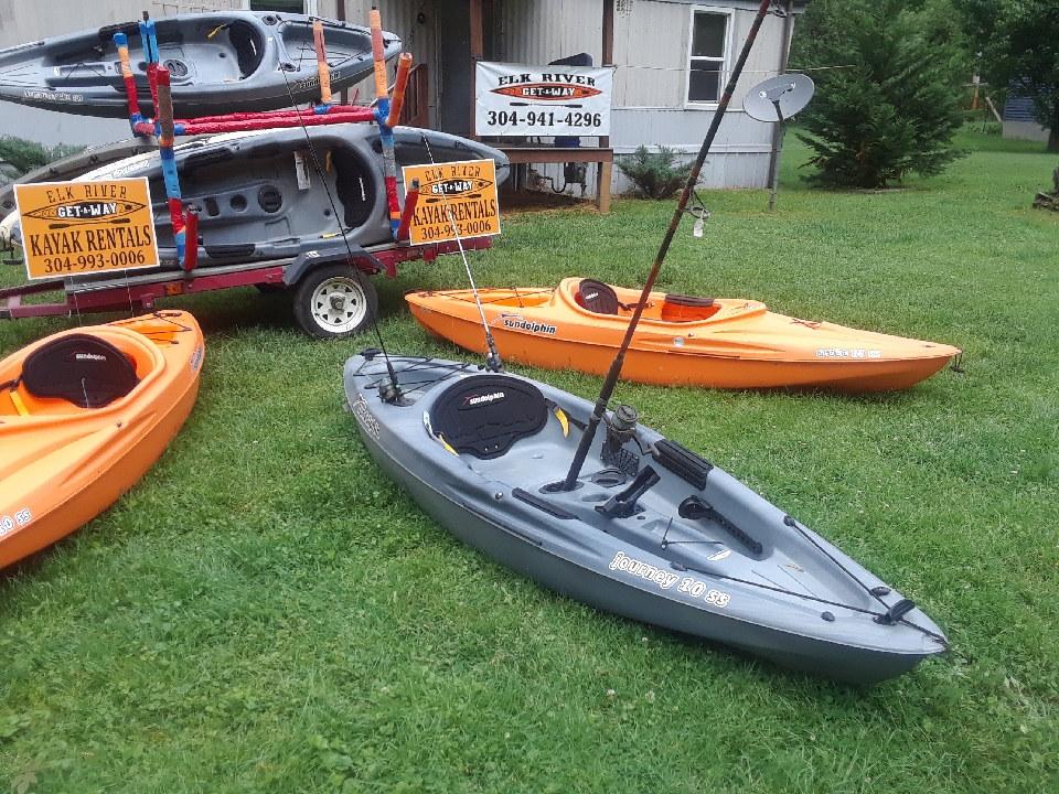 Elk River Get-A-Way Rentals