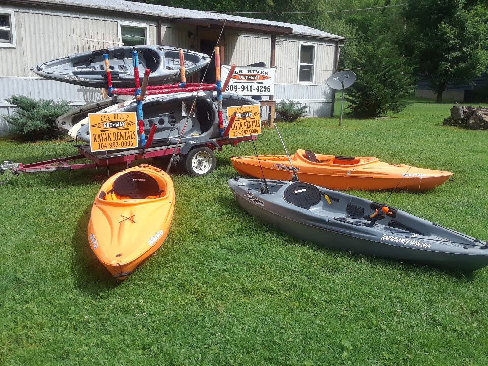 Elk River Get-A-Way Rentals