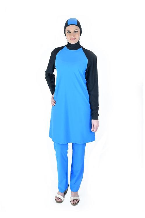 basic styles blue and black