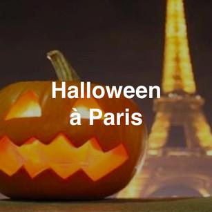 Paris durant Halloween