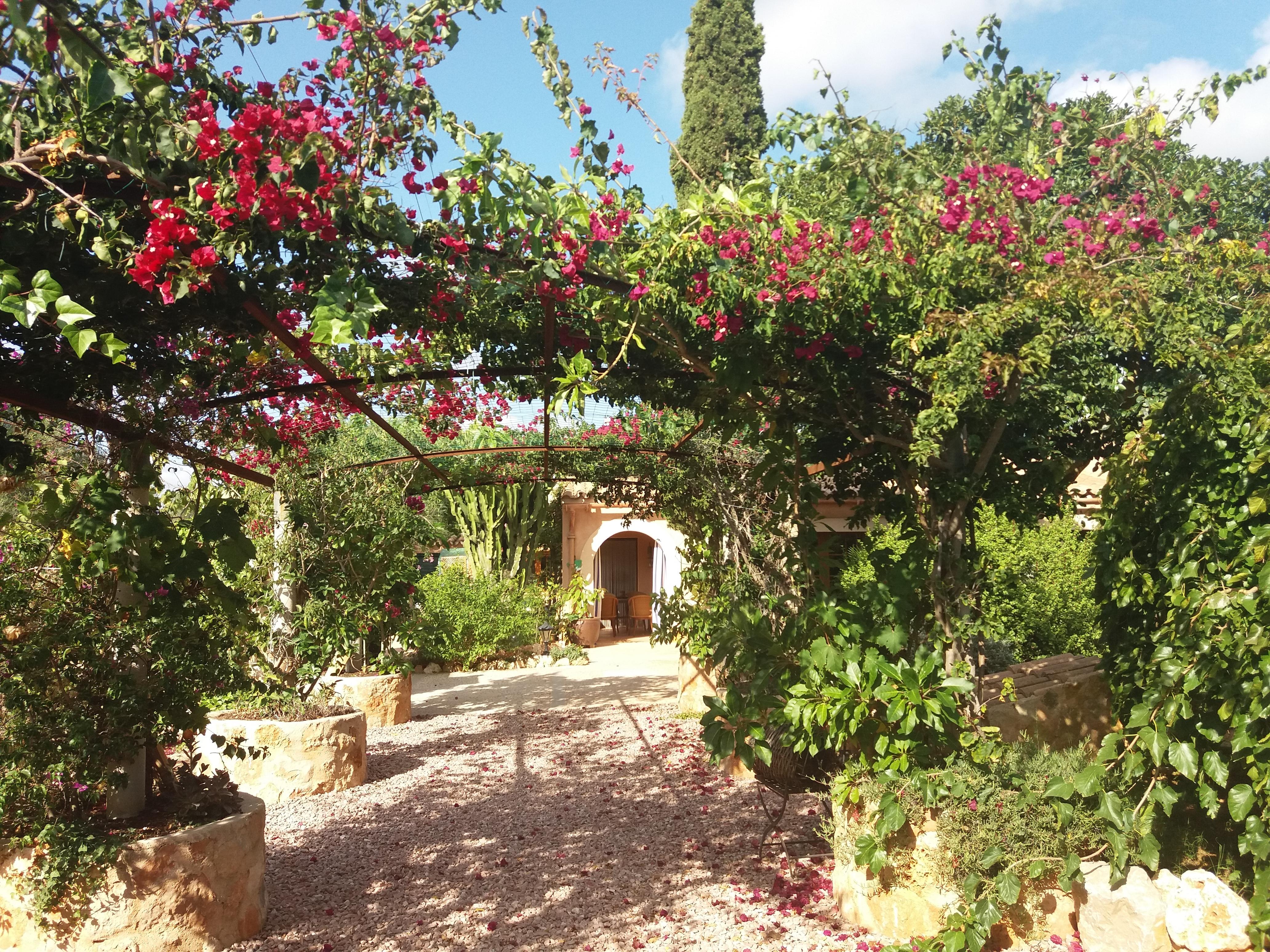 Gartenlaube zum Chalet