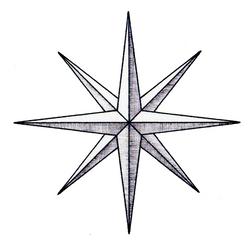 太陽の羅針盤(ホームページパーツ) Compass of the sun(HP parts)