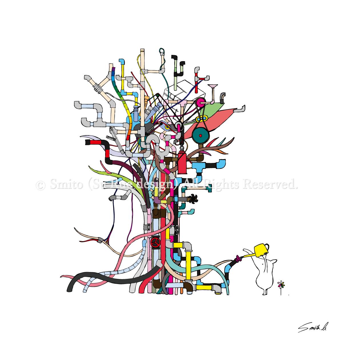 鐵の樹 (Tree of Steel)