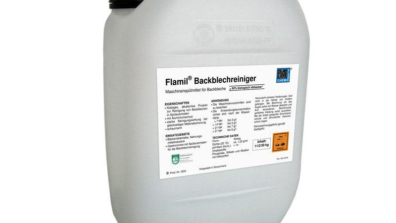 Flamil Backblechreiniger