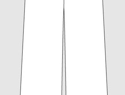 Hose normal / lang