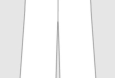 Hose normal / 3/4 Länge