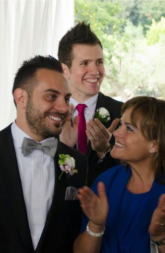 Michela and Alessandro - Castelli Romani, taly