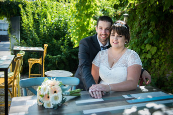 Leighanne and Phil - Bristol, the Beehive Pub