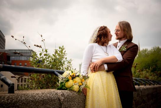 Carmen and Rhys - Bristol, Castle Park