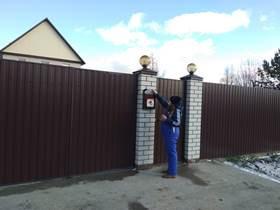 В пригороде Ленинского района ведется контроль за вводом индивидуального жилья