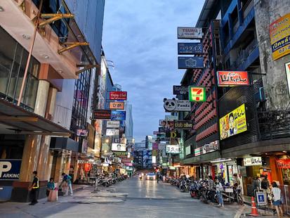 タイで飲食店の強制封鎖ができたワケ