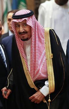 サウジアラビアで王族が定量感染