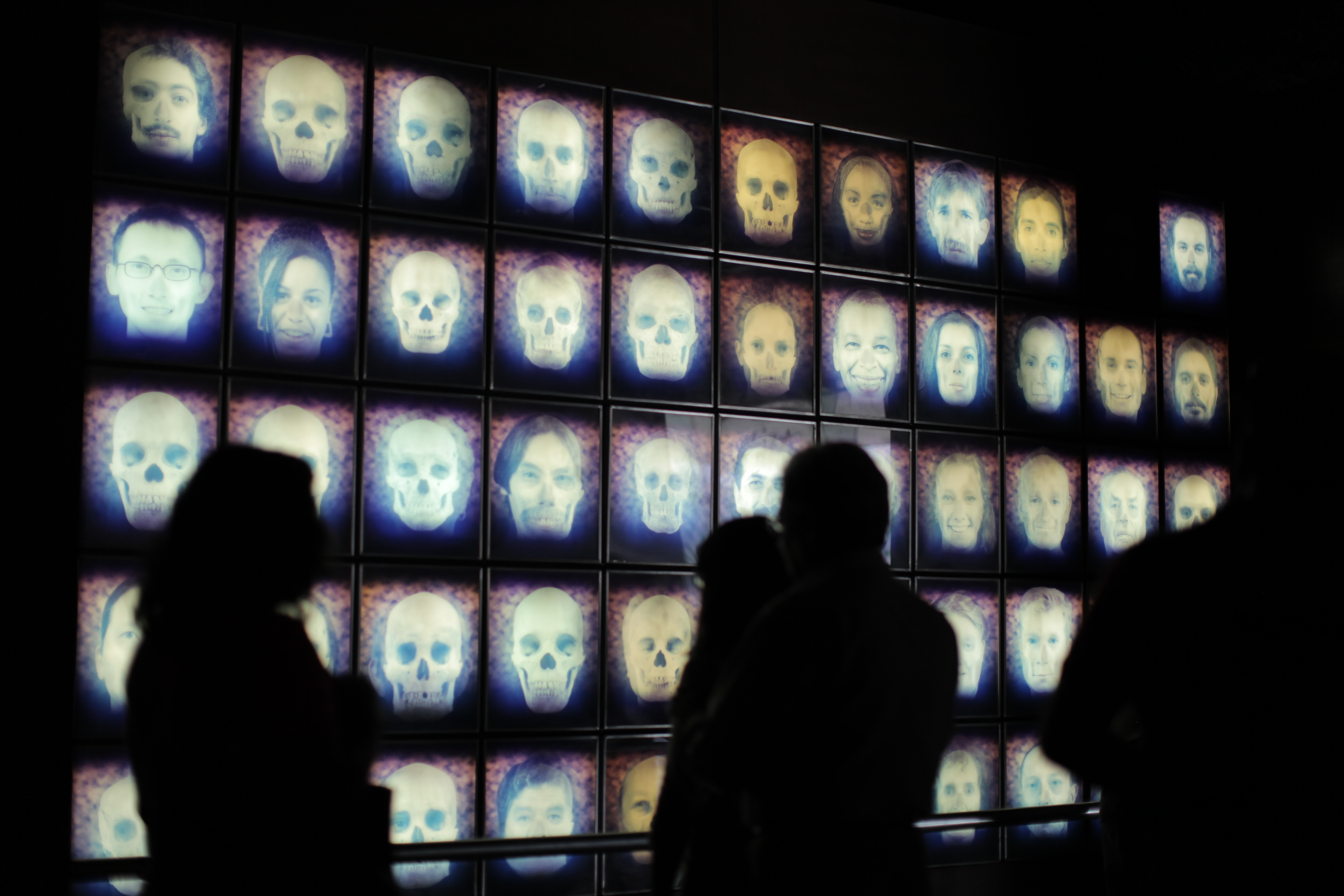 Light & Death - Museo Nacional de Antropología, Mexico 2015