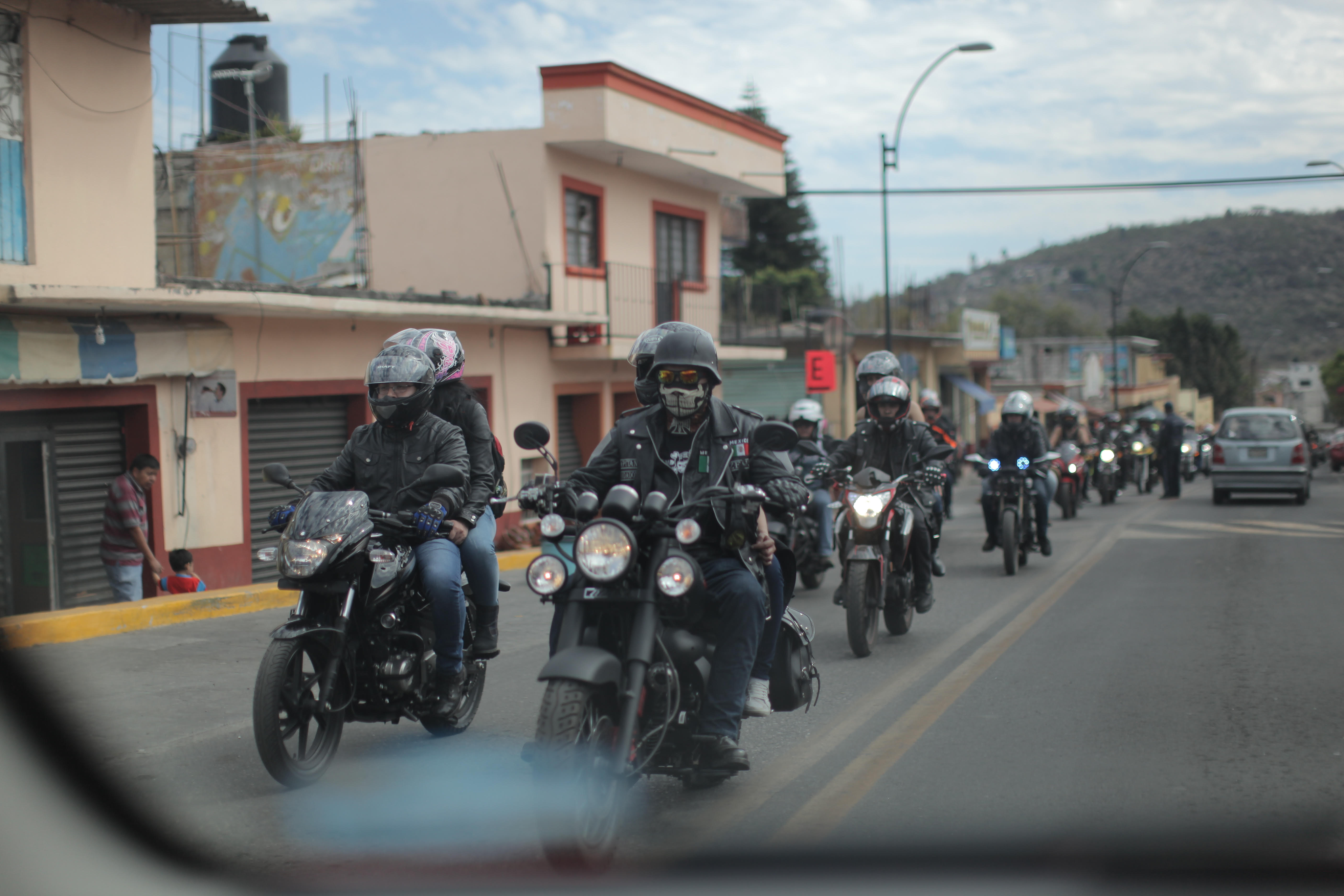 Riders on the Storm Mexico 2015