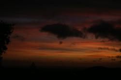 Sunset in Portual, Algarve 2017