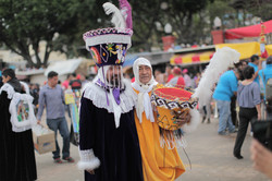 Easter Parade - Tepoztlán, Mexico 2015